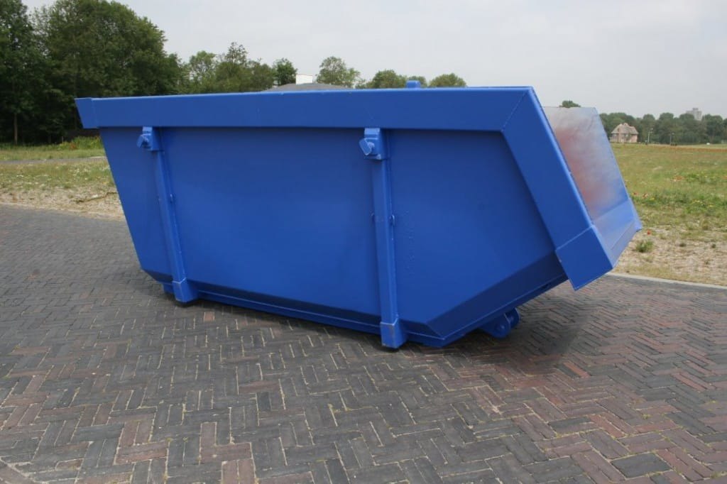 Grond container 10m3