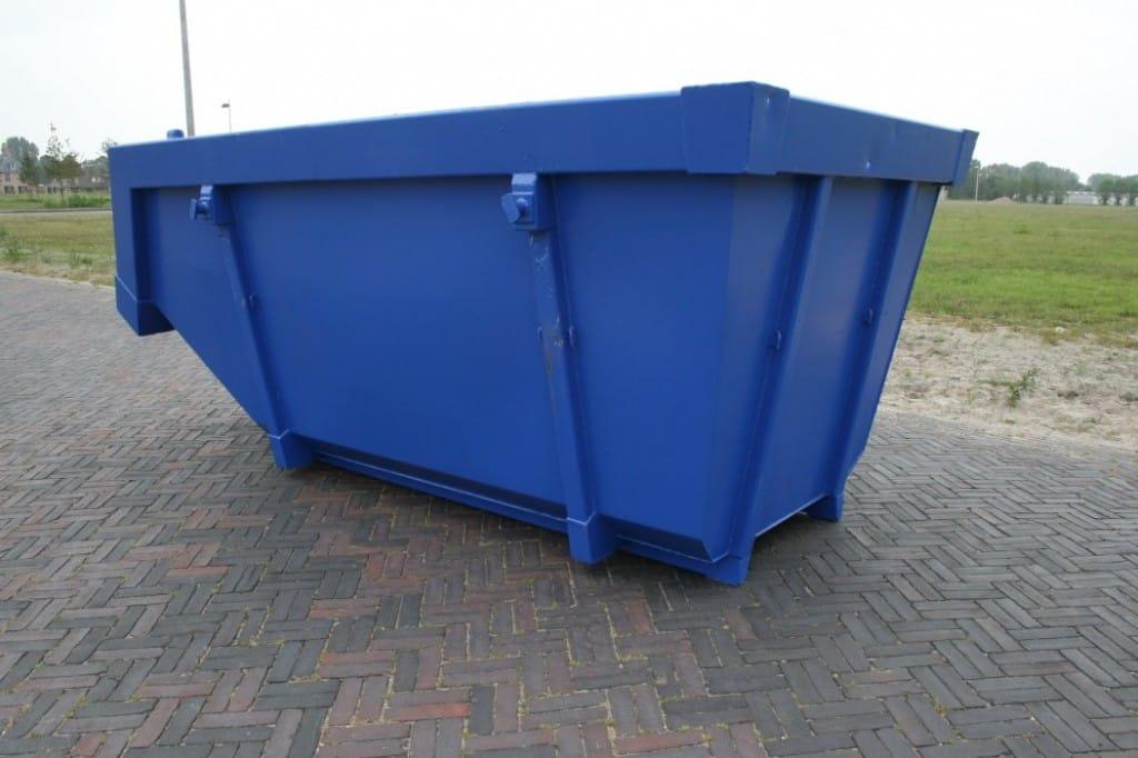 Container zand