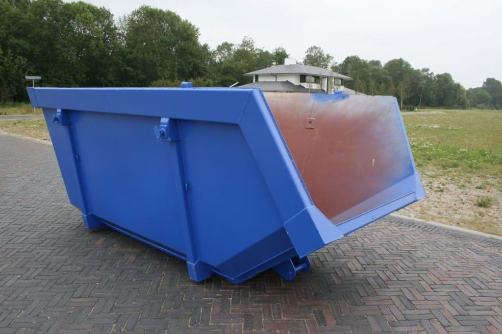 Container huren puin