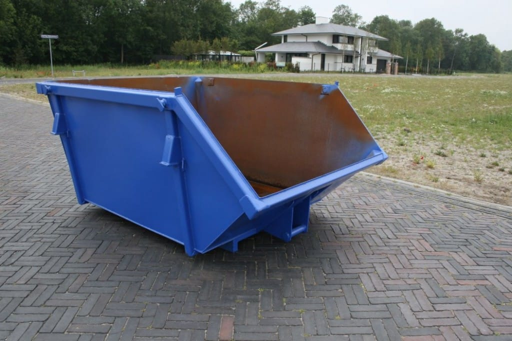 Bouwpuin container