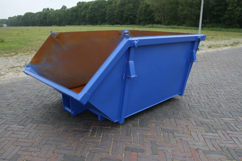 3m3 grond container huren zand en schone grond afvoeren. Black Bedroom Furniture Sets. Home Design Ideas