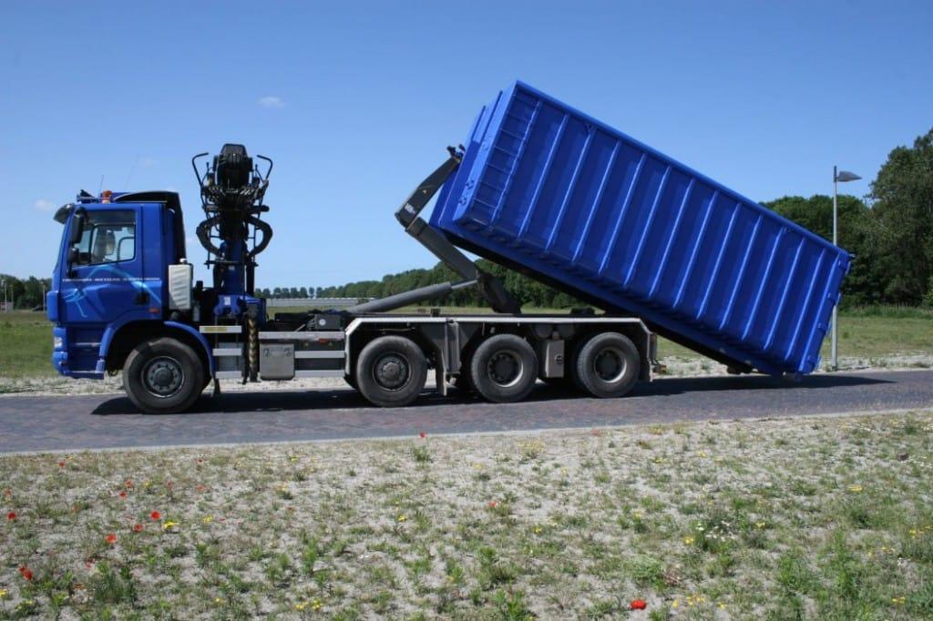 Tuinafval container huren
