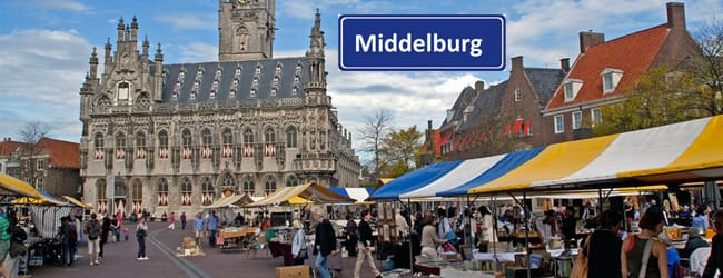 Container huren Middelburg | Afvalcontainer bestellen