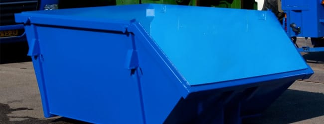 Met spoed een container huren | Afvalcontainer abestellen