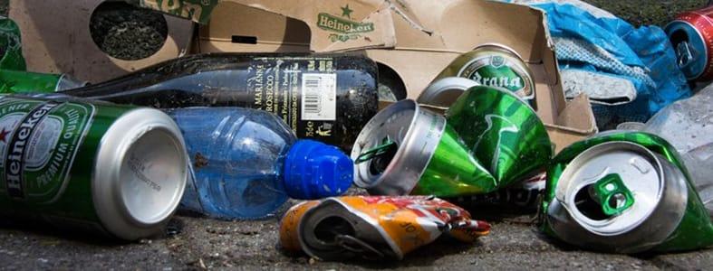 Meer afval in december | Afvalcontainer Bestellen
