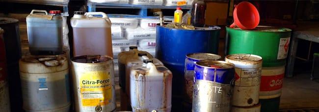 Afval dat niet in een container mag | Afvalcontainerbestellen