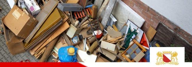 Grofvuil Utrecht | Afvalcontainerbestellen