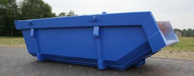 Portaalcontainer | Afvalcontainerbestellen