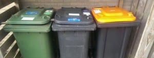 Verschillen in afvalscheiding tussen Drentse gemeenten