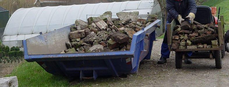 Afvalspecial: bouw- en sloopafval | Afvalcontainer Bestellen
