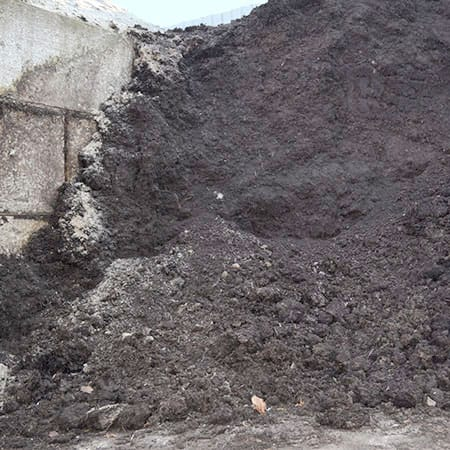 schone grond afvoeren - grondcontainer