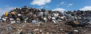 Gemiddeld 520 kg afval per Nederlander