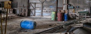 Vervuiling door drugsafval | Afvalcontainerbestellen.nl