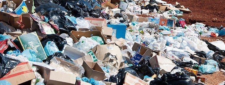 afval productie blijft toenemen, hergebruik van materialen neemt echter af
