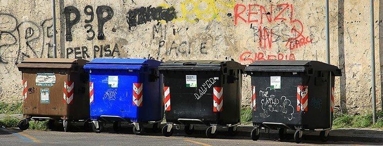 recyclen blijft onduidelijk afvalcontainerbestellen