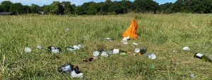 steeds meer afval en overlast in natuur afvalcontainerbestellen