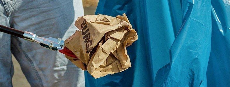 Steeds meer mensen aan de slag als afval raper   Afvalcontainerbestellen.nl