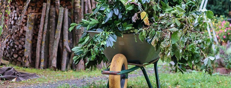 De tuin renoveren in plaats van op vakantie | Afvalcontainerbestellen.nl